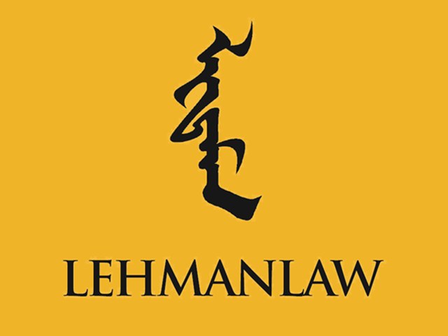 LehmanLaw Mongolia